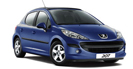 Book a - Peugeot 207 A/C - with Car Hire in Algarve