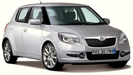 Book a - Skoda Fabia A/C - with Car Hire in Algarve
